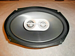 """INFINITY  REFERENCE  9613i  6X9""""  CAR  SPEAKER  (1  only)  (NO  GRILLE)"""