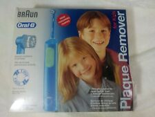 Braun Oral B Electric Plaque Remover For KIDS Model D 7521K