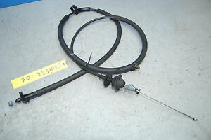 Chrysler PT Cruiser Throttle Cable Accelerator Cable 04891800AD