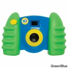 Discovery Kids Digital Camera - Green USB - TESTED good