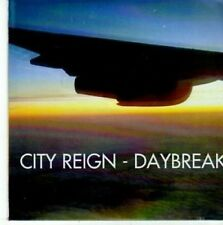 (BY18) City Reign, Daybreak - 2011 DJ CD