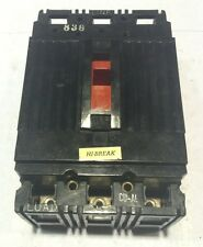 THEF136100 General Electric GE Type THEF Circuit Breaker 3 Pole 100 Amp 600V