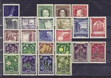 Österreich Jahrgang 1948 (1)  feinst postfrisch
