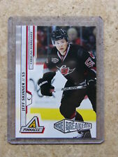 10-11 Panini Pinnacle Ice Breakers RC JEFF SKINNER #223