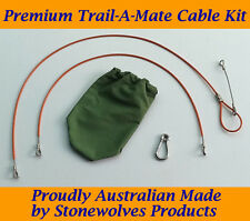 Premium Trail-A-Mate Cable Kit. caravan with ease