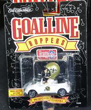 Ertl Collectibles Goal line Boppers NFL NEW ORLEANS SAINTS Die Cast VW Beetle