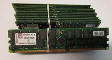 - Lot of  22  KINGSTON KVR333D4R25/2G DDR 333MHz ECC REG SERVER RAM