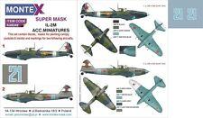 Montex 1/48 Ilyushin IL-2M Sturmovik Paint Mask for Accurate Miniatures kit