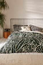 New Urban Outfitters Kris Tate For DENY The Garden Duvet Cover Twin XL MSRP:$129