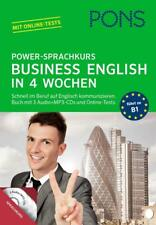 PONS Power-Sprachkurs Business English (2015, Gebundene Ausgabe)