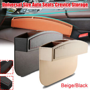 Car Seat Gap Catcher Storage Box Organizer Pocket Seat Side Cup Crevice