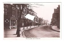 RP The Village Old Charlton H L Coleing Charlton used 1910 Woolwich