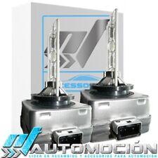 2x Bombillas D1S Xenon de serie 35W coche 4300K Blanco puro entrega 24 Horas