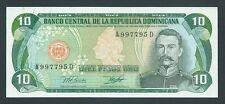 F.C. REPUBLICA DOMINICANA , 10 PESOS ORO 1978 , S/C ( UNC ) , P.119a .