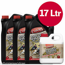 Evans Waterless Coolant POWER SPORTS 17L Race Rally Off Road 4x4 Modern Vehicle