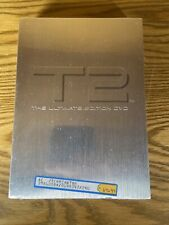 New/Sealed T2 - Terminator 2 Judgment Day Ultimate Edition Dvd
