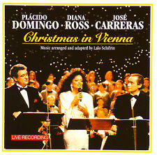CD - Domingo, Ross, Carreras - Christmas In Vienna - A 601
