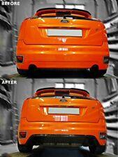Heckansatz Ford Focus ST mk2 difusor parachoques RS negro Heck delantal wrc DTM