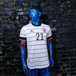 Stuttgart Germany Home football shirt 2019 - 2021 Adidas Player Issue Mens SZ L