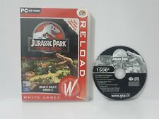 Jurassic Park Operation Genesis (PC) Region Free Excellent Condition Rare NJ2