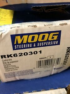 Moog RK620301 Suspension Control Arm and Ball Joint Assembly Front Right Lower