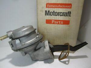 63-70 Ford Mercury 352 390 427 428 Rebuilt Fuel Pump MOTORCRAFT C7AZ-9350-BRS