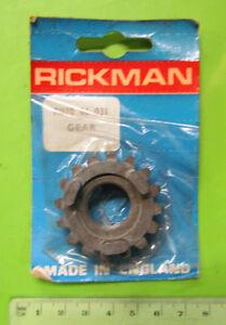 Rickman Montesa Cappra 250 Transmission Gear p/n R070 06 031 & 6364.166 NOS 63M