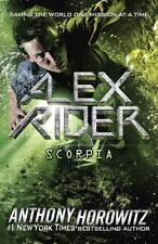 Alex Rider: Scorpia by Anthony Horowitz (2006, Paperback) BRAND NEW