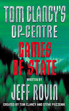 Tom Clancy Op Centre  Games St  BOOK NEW