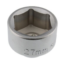 ABN 27mm Metric Low Profile Oil Filter Socket Wrench to Remove Canister Housing