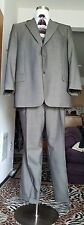 MEN'S CLAIBORNE OLIVE GREEN SUIT/ JACKET 46R