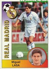 187 MIGUEL LASA ESPANA REAL MADRID STICKER CROMO LIGA 1995 PANINI