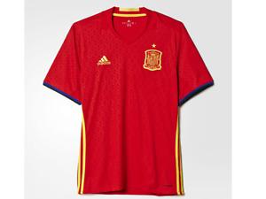 2016-2017 Spain Home Adidas Football Shirt Small * BRAND NEW FREE POSTAGE *