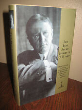 THE BEST SHORT STORIES O. Henry MODERN LIBRARY Later Printing CLASSIC