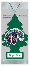 Little Trees Hanging Car and Home Air Freshener, Royal Pine Scent