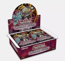 Yu-Gi-Oh! Rage of Ra 1st Edition Booster Box - New, Sealed
