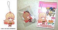 Shokugeki no Soma Food Wars Rubber Strap Girls Assorted Erina Nakiri Licensed