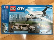 LEGO SET in Box Airport VIP Service 60102 Limo Jet