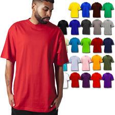 Urban Classics Tall Tee T-Shirt Lang Übergrössen Oversize Longtee Langes Shirt