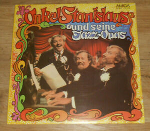 Vinyl LP | Onkel Stanislaus und seine Jazzopas (1976) | DDR Amiga 8 55 466