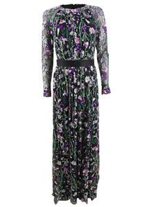 Tadashi Shoji Women's Maiya Embroidered Floral Gown