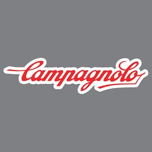 Campagnolo Components Vinyl Sticker/Decal *Derailleur*Bicycle*Crankset*Gravel*
