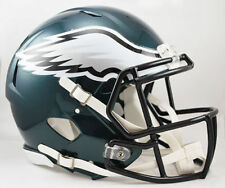 PHILADELPHIA EAGLES NFL Riddell SPEED Full Size AUTHENTIC Football Helmet