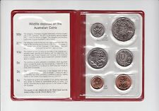 1980 Royal Australian Mint Coin Set UNC  F-80