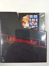 Nintendo Game Cartridge Coasters - NEW! CultureFly Collector's Box NES SNES