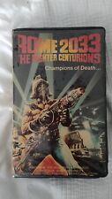 Rome 2033 - The Fighter Centurions - Medusa VHS Pre Cert