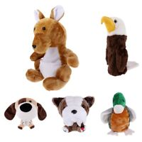 Novelty Animal Golf Driver Headcover Wood Head Protector Cover Accessories