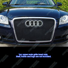 Fits 2006-2007 Audi A4 Stainless Steel Mesh Grille Insert