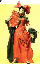 mujer vampiro Preiser 45513 Escala II 1:22,5 tamaño de LGB Figuras Accesorios