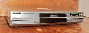 Panasonic DMR-E85H DVD HDD video recorder